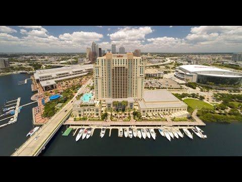 Tampa Marriott Waterside Hotel & Marina - Tampa Hotels, Florida