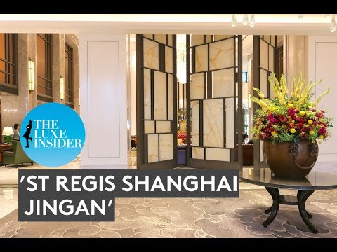 St Regis Shanghai Jingan | Premier Deluxe Room by The Luxe Insider