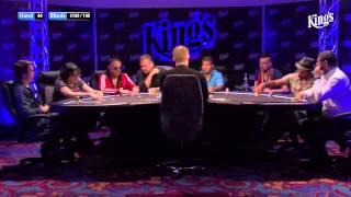 CELEBRITY CASH KINGS [EN] 2/4 MIXED GAME €100/€100