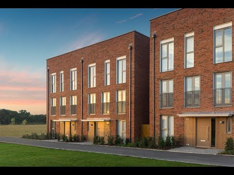 Barratt Homes - The Chaffinch @  Trumpington Meadows, Great Kneighton by Showhomesonline