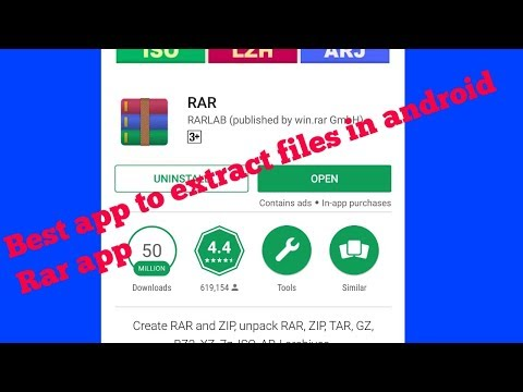 Best Rar App For Andriod For Extract Files