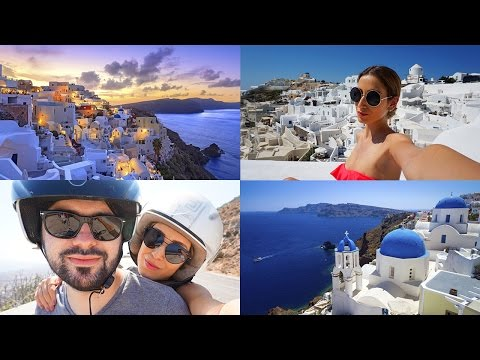 SANTORINI GREECE | TRAVEL VLOG