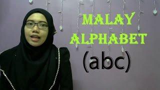 [LEARN MALAY] 01-Malay Alphabet