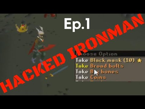 The Hacked IronMan Episode.1