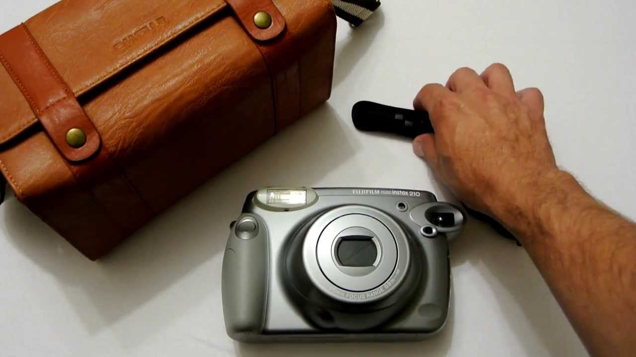 Fujifilm Instax 210 My Review 90 Vs