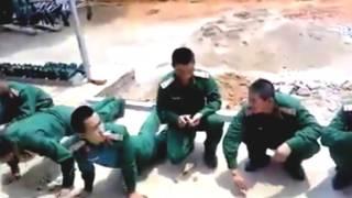Những hình phạt trong quân đội .