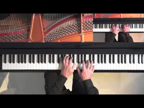 Rachmaninoff  Variation 18  Rhapsody on a Theme of Pagannini  Piano Solo