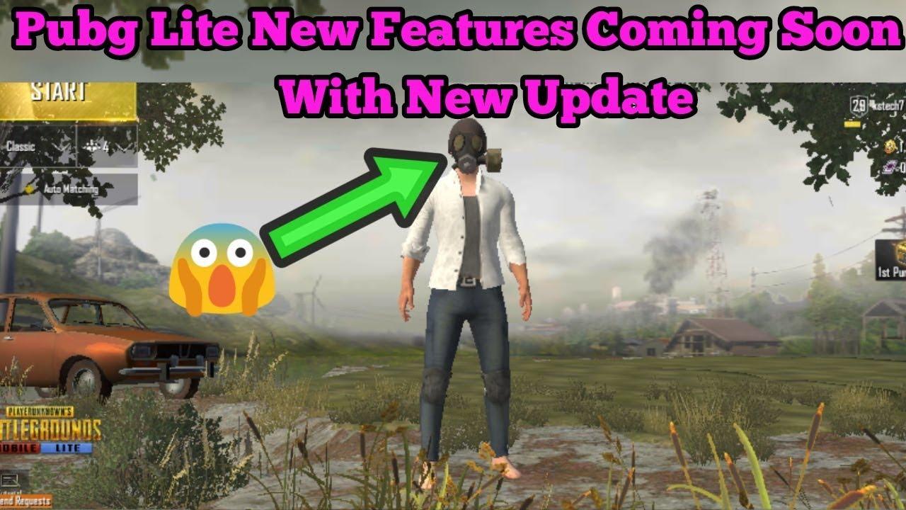 pubg lite new update