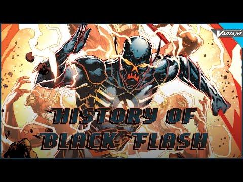 History Of Black Flash!