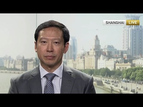 James Chao explains the situation about the China new energy market
