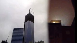 Strange Sounds Coming From 1 World Trade Center, And Elsewhere...