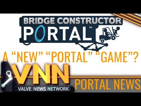 "New ""Portal"" Game Annouced"