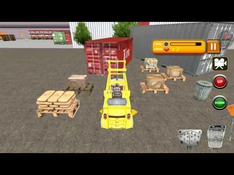 Forklift Simulator Extreme3D