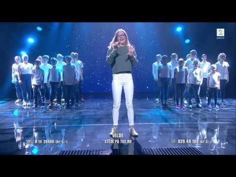 La meg være ung (Tegnspråk)- Vilde Norske Talenter 2017