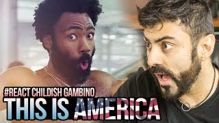Baixar REAGINDO a Childish Gambino - This Is America