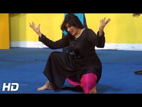 SEEMI KHAN - TEREY JAYE GABRU VE - 2016 STAGE PAKISTANI MUJRA DANCE thumbnail