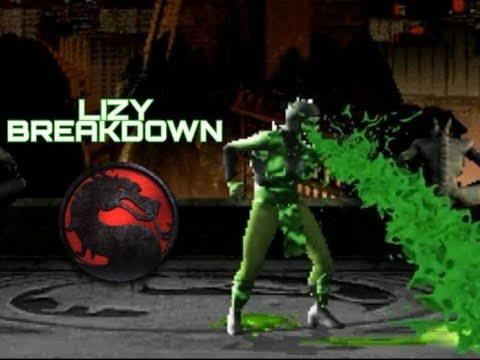 BREAKDOWN - {Lizy} - MKP Crossover