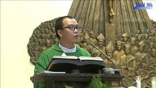 Can đảm rời bỏ đảng - Bài giảng công lý và hòa bình  - Lm. Giuse Nguyễn Quốc Toản, DCCT