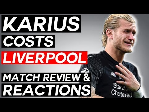 Champions league final 2018: review and live reactions to real madrid vs liverpool!