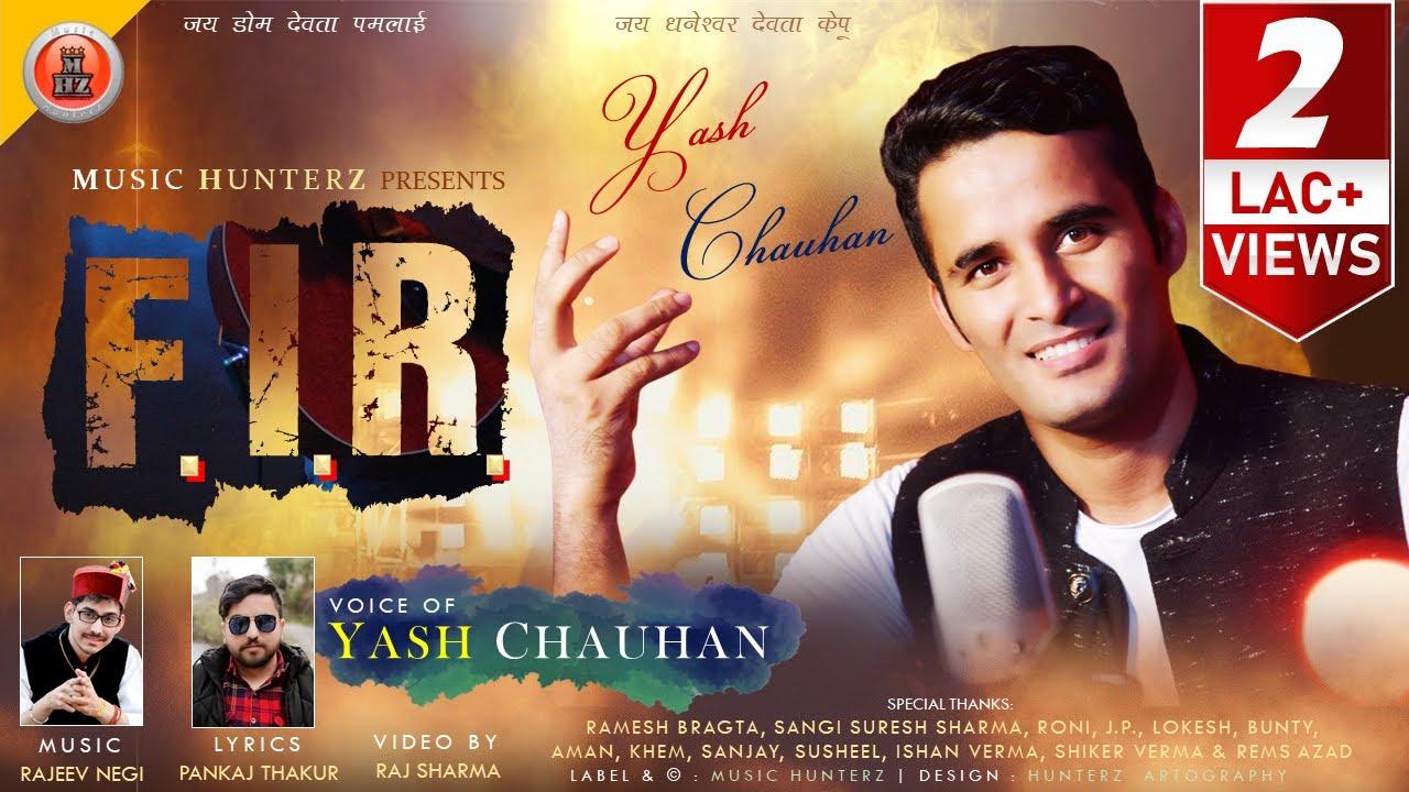 FIR | Non-Stop Himachali & Jaunsari Songs By Yash Chauhan | Pahadi Natti 2020