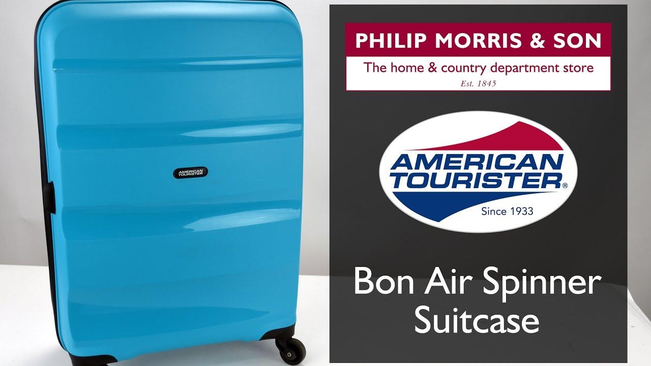 American Tourister Bon Air Suitcase - YouTube 16db208bd0