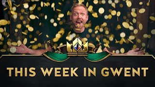 gwent the witcher card game this week in gwent 21062019