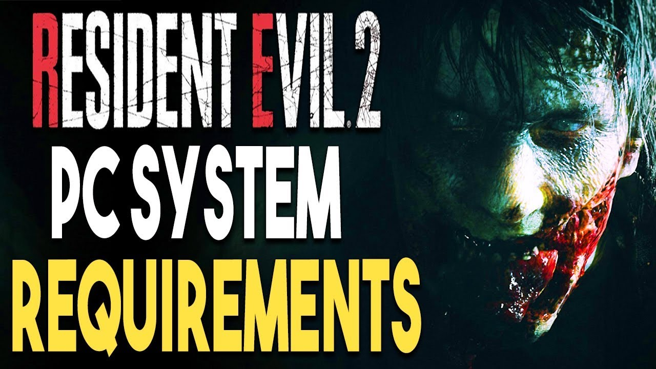 3 GREAT STORY Game Deals STEAM SUMMER SALE and Resident Evil 2 Remake PC  Requirements