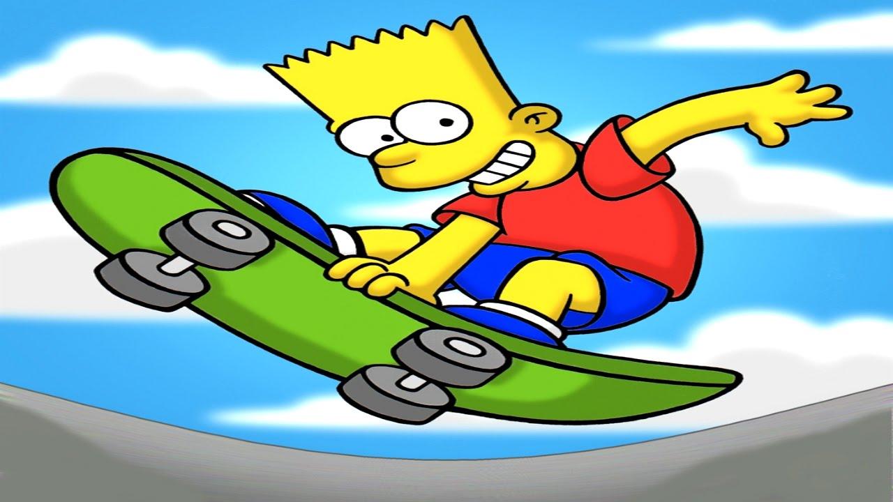 Desenhos Infantis Para Colorir Dos Os Simpsons T