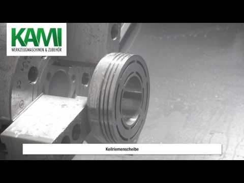 KAMI Maschinen | Headman T55 | Riemenscheiben