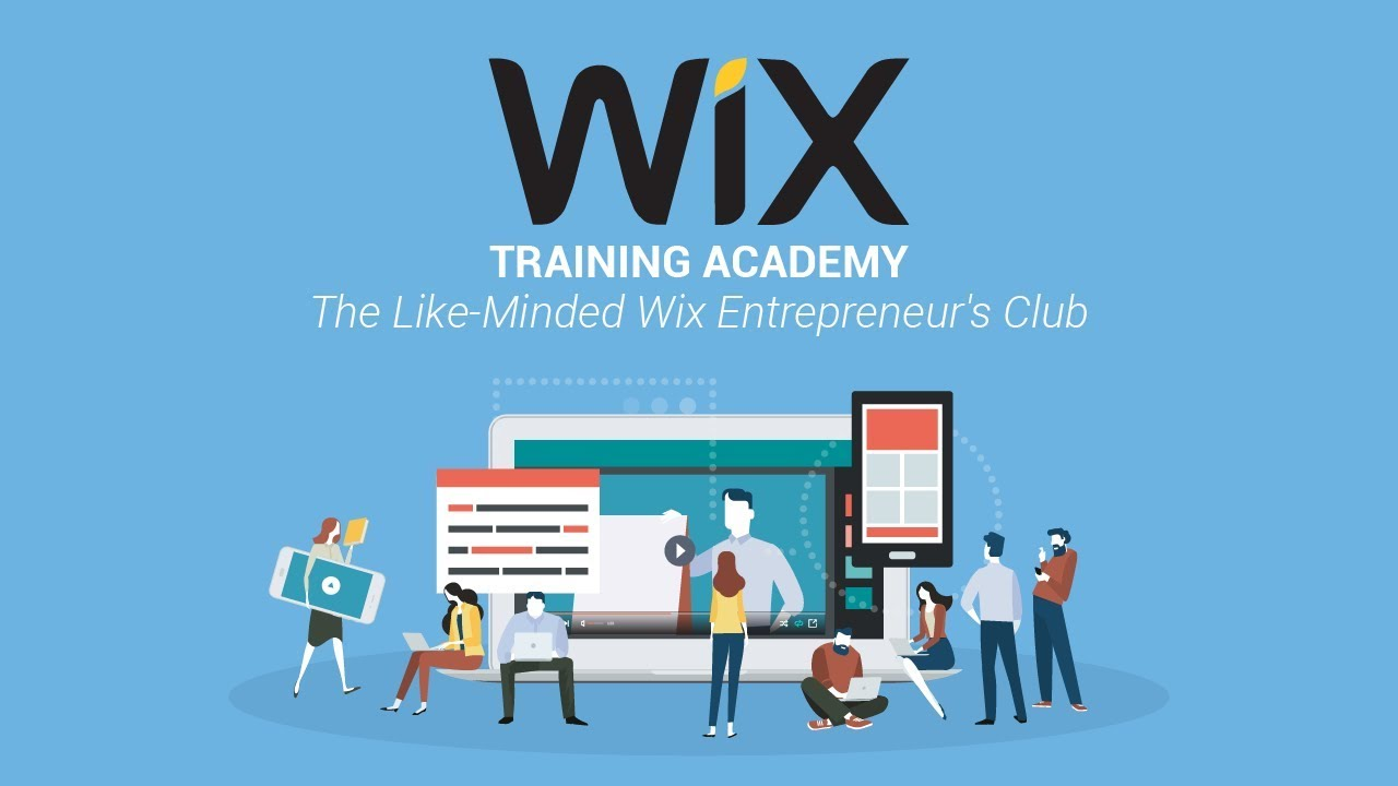 Wix Training Academy   Massive Change and Opportunity For You image