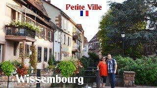 Baixar Petite Ville - Wissembourg, Kleine Stadt in Elsass
