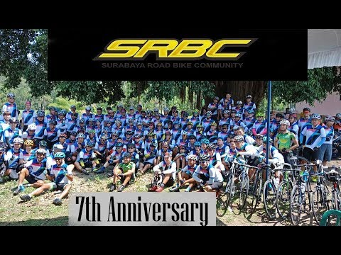7th anniversary srbc di kusuma agrowisata 17-18 nopember 2018