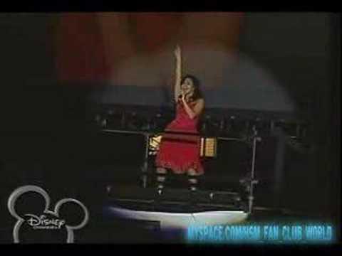 HSM:The Concert-*Breaking Free*(Vanessa&Drew)Mexico.