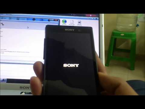 How to update Sony Xperia Ion Lt28h from ICS to JB Manually