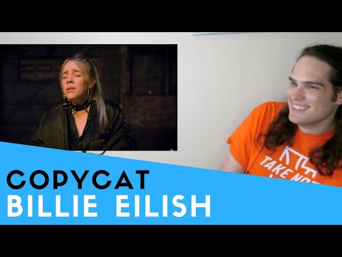 Voice Teacher Reacts To Billie Eilish | COPYCAT (Acoustic)