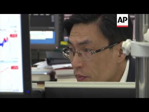 SKorean stocks fall as Asian shares extend loses after Wall Street sell off