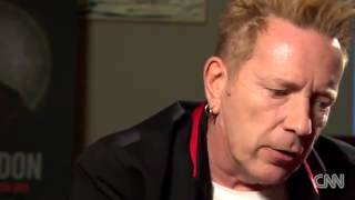 John Lydon on Royals and the Sex Pistols