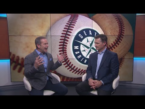 Mariners manager Scott Servais on making the best decisions for the franchise
