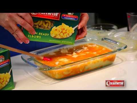 Creamette Oven Ready Baked BUFFALO CHICKEN MAC