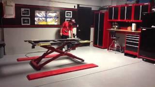 Our New Garage Setup
