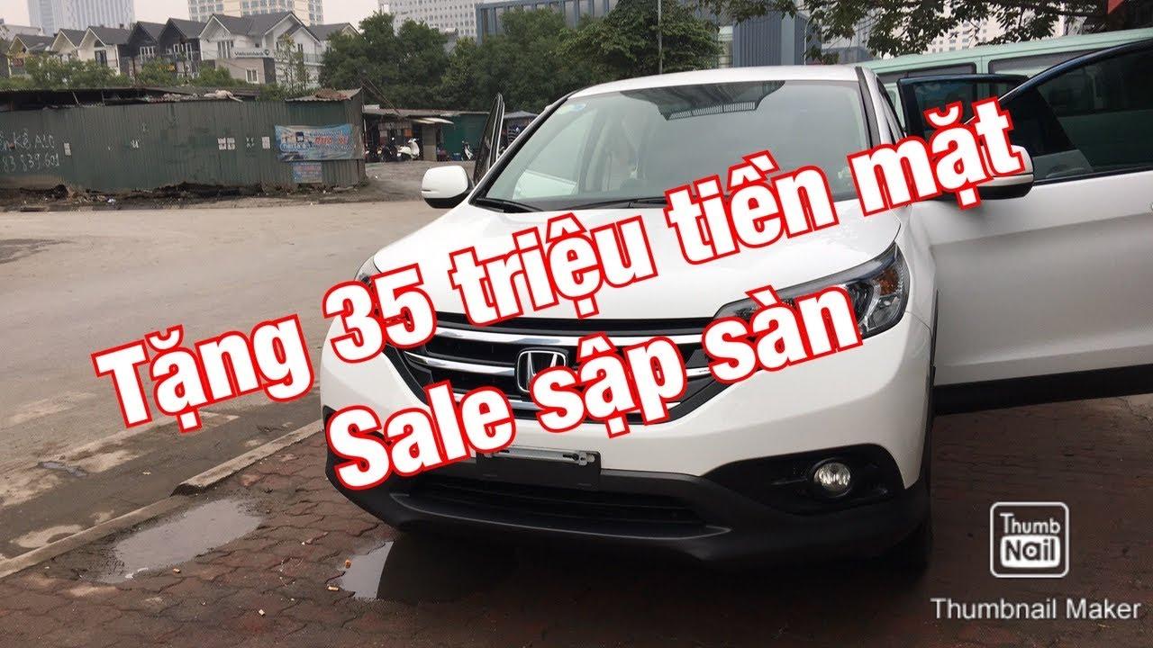 Giảm 35 triệu tiền mặt, Honda CRV 2.0 2014 / best sale!