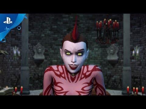 The Sims 4: Paris Games Week Video | PS4