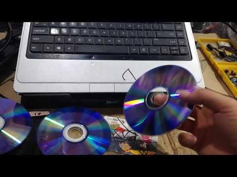 Cách Xem đĩa DVD bằng máy tính