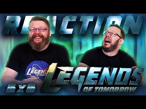 """Download Legends of Tomorrow 6x6 REACTION!! """"Bishop's Gambit"""""""