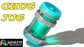 """How to make """"Chug Jug"""" - Fortnite / Resin Art"""