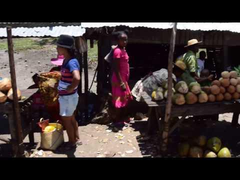 Madagascar Market and Peopleマダガスカルの市場と人々