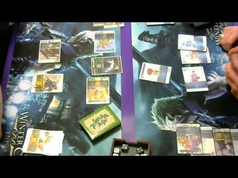 Final Fantasy Trading Card Game - Glasgow Regionals, 15th April, 2018