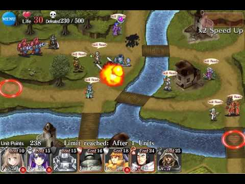 Millennium War Aigis - The Total Domination Mission - Rural District Battle G 500 (Below Silver)