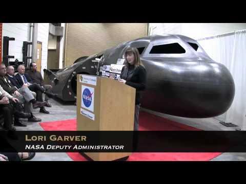 NASA Deputy Administrator Lori Garver touts Colora...