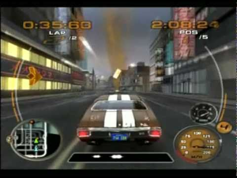 Midnight Club 3: DUB Edition REMIX - Nissan Sport Concept Tournament